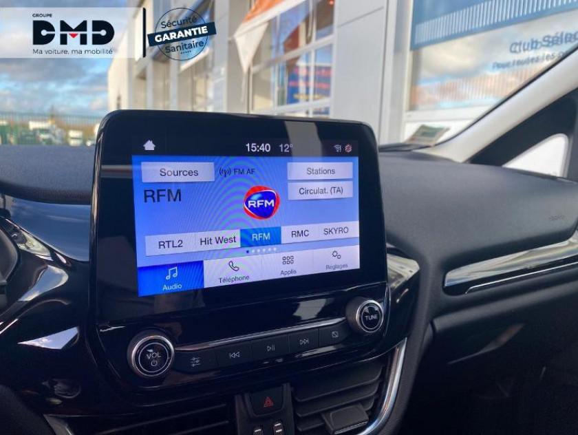 Ford Fiesta 1.1 70ch Trend 5p Euro6.2 - Visuel #6