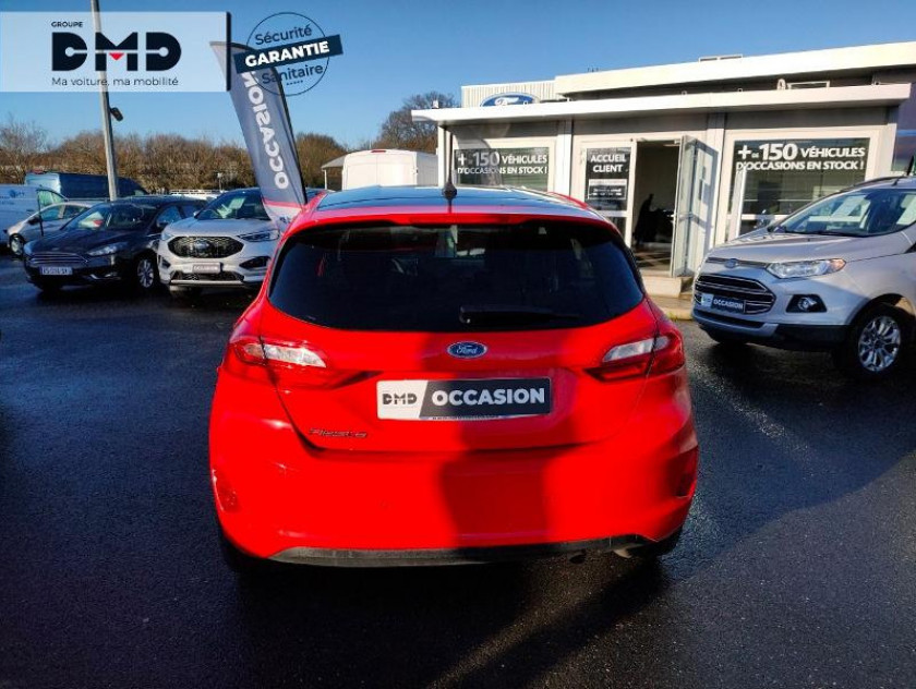 Ford Fiesta 1.1 85ch Trend 5p 5cv Euro6.2 - Visuel #11