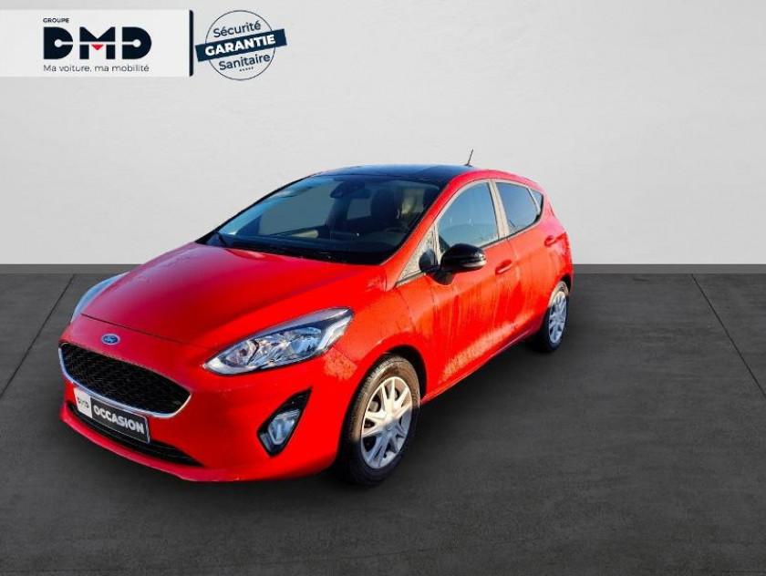 Ford Fiesta 1.1 85ch Trend 5p 5cv Euro6.2 - Visuel #1