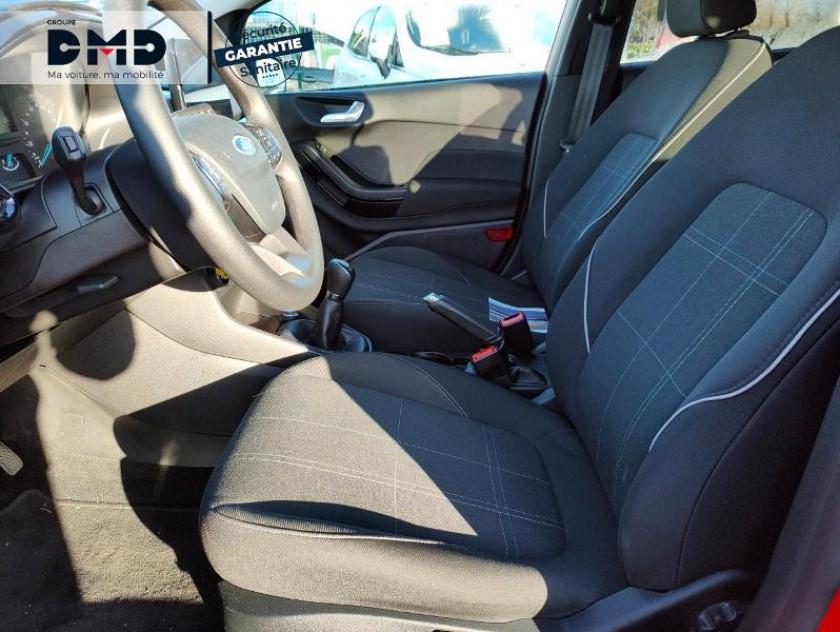 Ford Fiesta 1.1 85ch Trend 5p 5cv Euro6.2 - Visuel #9