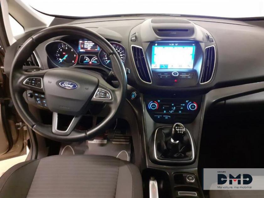 Ford C-max 1.5 Tdci 95ch Stop&start Titanium Euro6.2 - Visuel #5