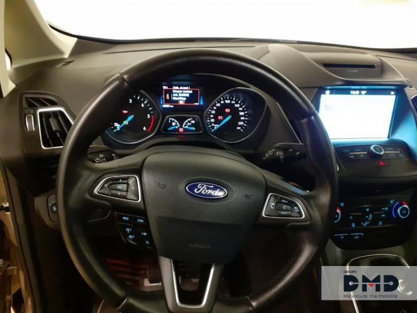 Ford C-max 1.5 Tdci 95ch Stop&start Titanium Euro6.2 - Visuel #7