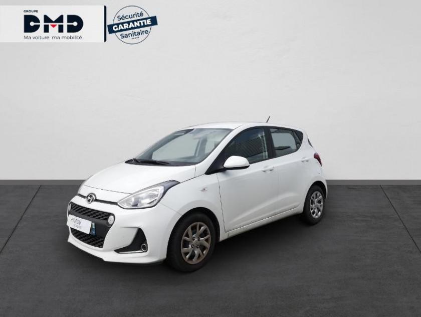 Hyundai I10 1.0 66ch Intuitive Euro6d-temp - Visuel #1