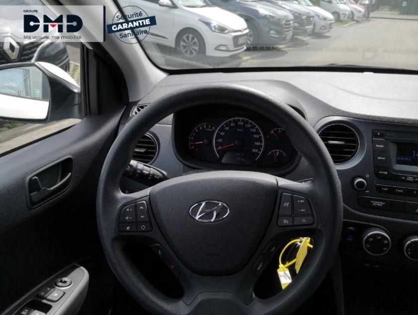 Hyundai I10 1.0 66ch Intuitive Euro6d-temp - Visuel #7
