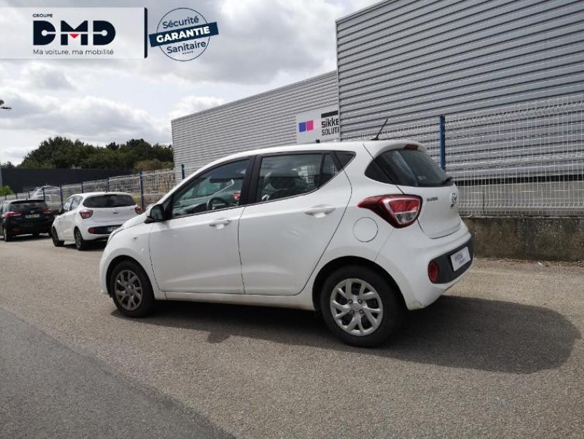 Hyundai I10 1.0 66ch Intuitive Euro6d-temp - Visuel #3
