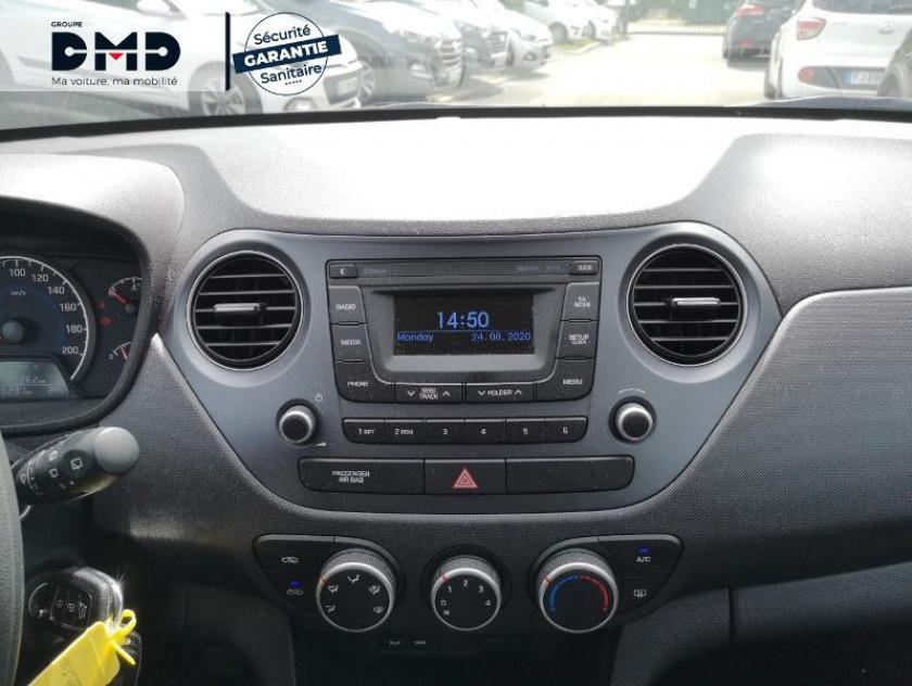 Hyundai I10 1.0 66ch Intuitive Euro6d-temp - Visuel #6