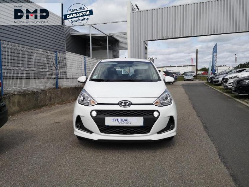 Hyundai I10 1.0 66ch Intuitive Euro6d-temp - Visuel #4