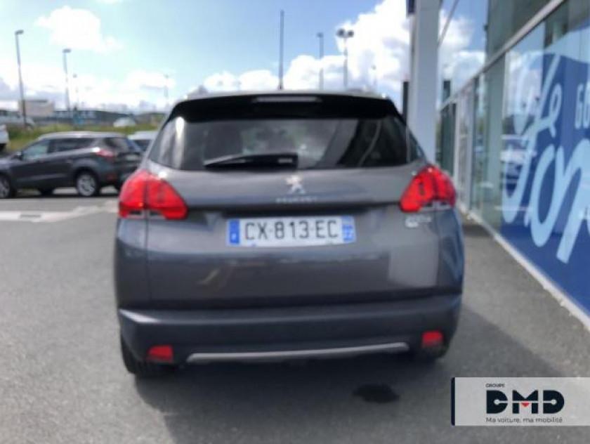 Peugeot 2008 1.6 E-hdi92 Fap Féline Cuivre - Visuel #11