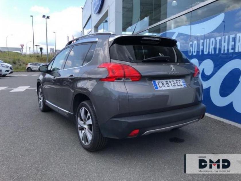 Peugeot 2008 1.6 E-hdi92 Fap Féline Cuivre - Visuel #3