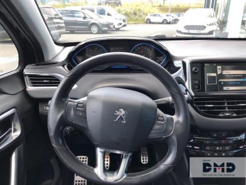 Peugeot 2008 1.6 E-hdi92 Fap Féline Cuivre - Visuel #7