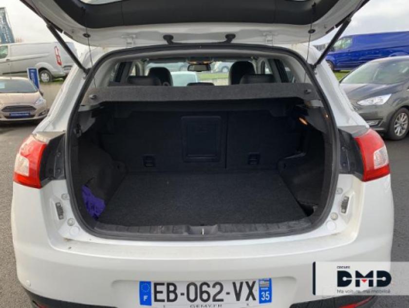 Peugeot 4008 1.6 Hdi115 Style Stt E6 - Visuel #12