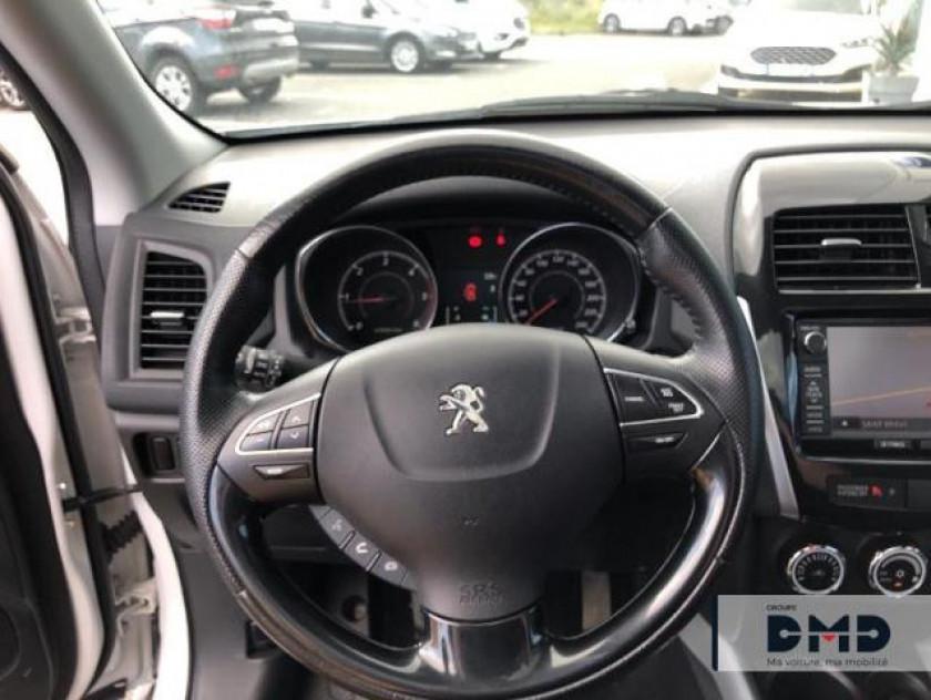 Peugeot 4008 1.6 Hdi115 Style Stt E6 - Visuel #7