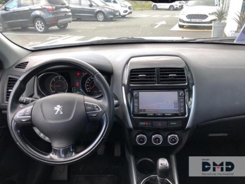Peugeot 4008 1.6 Hdi115 Style Stt E6 - Visuel #5
