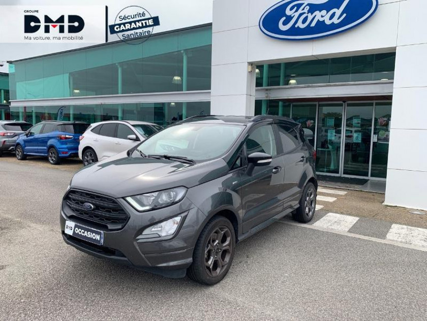 Ford Ecosport 1.0 Ecoboost 125ch St-line Euro6.2 - Visuel #14