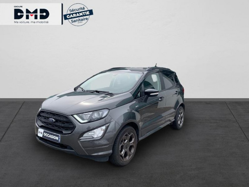 Ford Ecosport 1.0 Ecoboost 125ch St-line Euro6.2 - Visuel #15