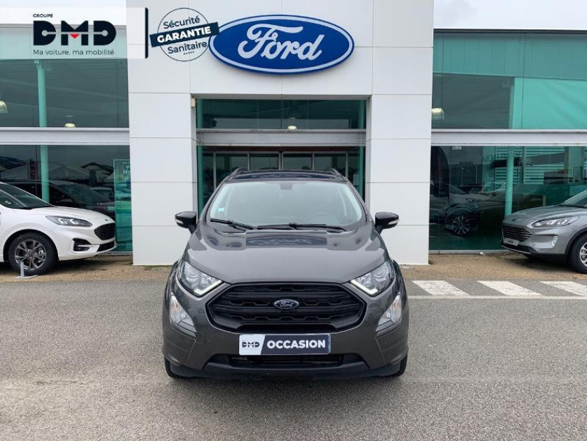 Ford Ecosport 1.0 Ecoboost 125ch St-line Euro6.2 - Visuel #4