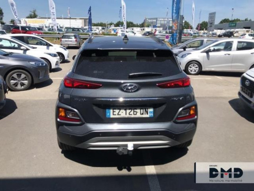 Hyundai Kona 1.0 T-gdi 120ch Fap Executive - Visuel #17