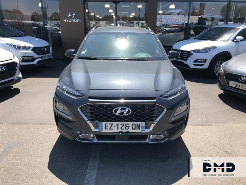 Hyundai Kona 1.0 T-gdi 120ch Fap Executive - Visuel #4