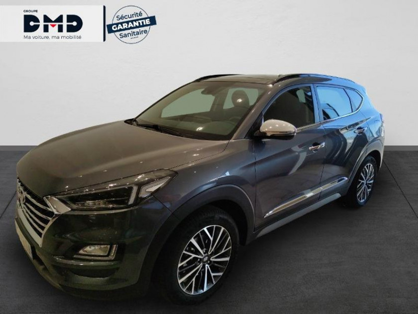 Hyundai Tucson 1.6 Crdi 136ch Premium Dct-7 - Visuel #1
