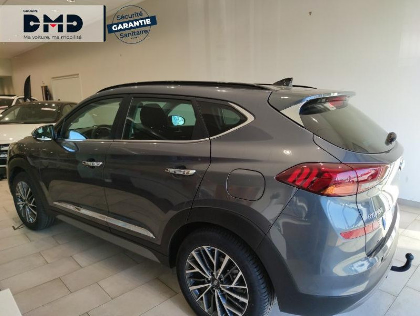 Hyundai Tucson 1.6 Crdi 136ch Premium Dct-7 - Visuel #3