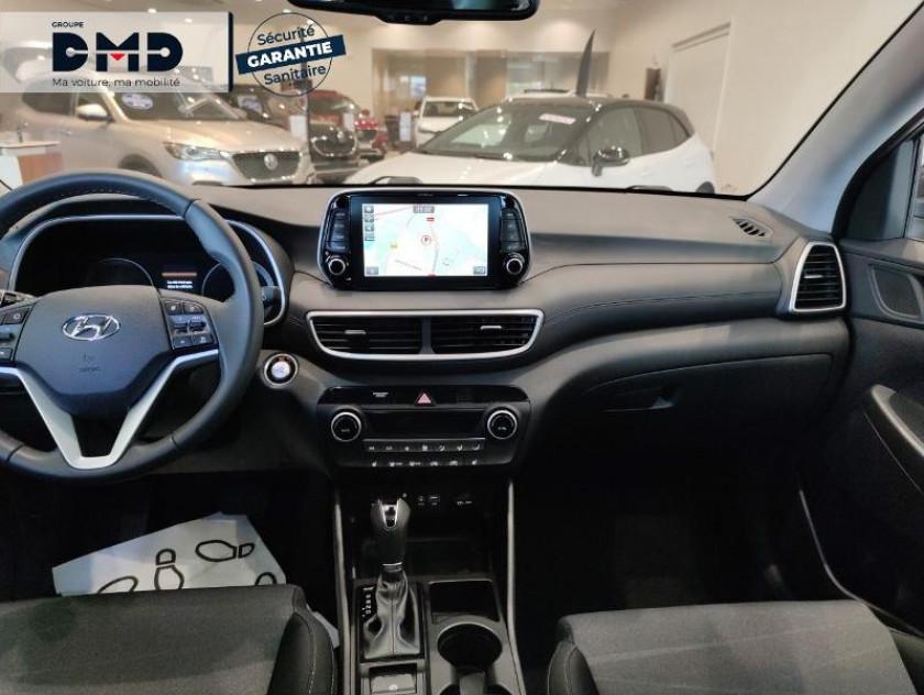 Hyundai Tucson 1.6 Crdi 136ch Premium Dct-7 - Visuel #5