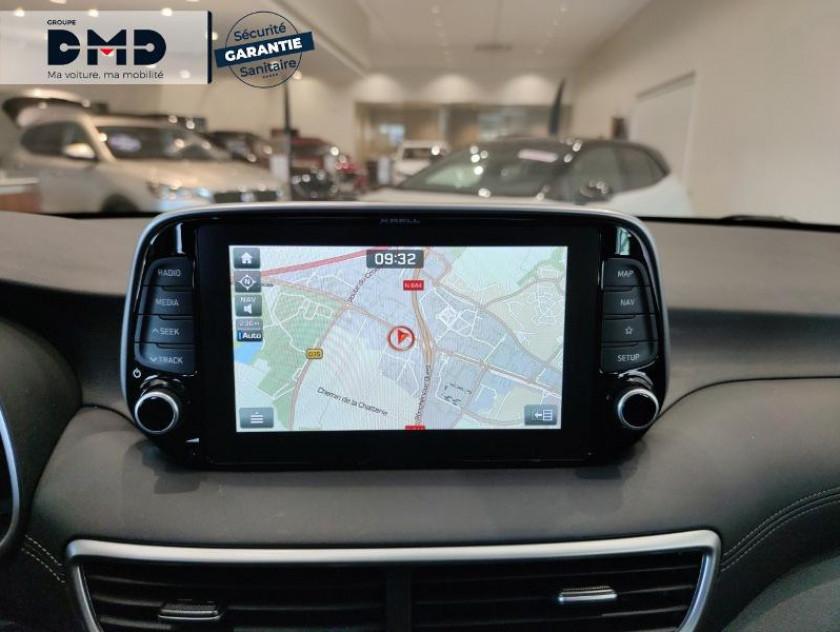 Hyundai Tucson 1.6 Crdi 136ch Premium Dct-7 - Visuel #6