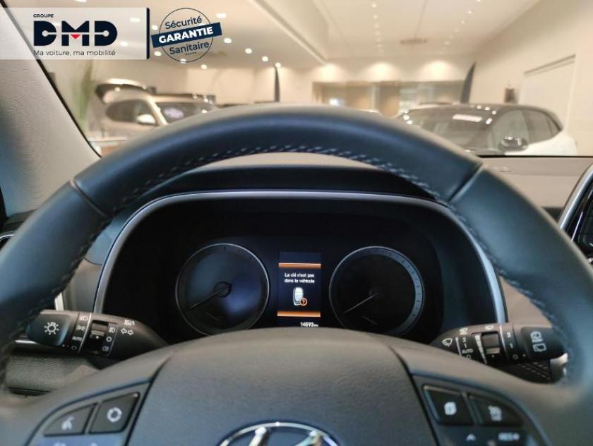 Hyundai Tucson 1.6 Crdi 136ch Premium Dct-7 - Visuel #7