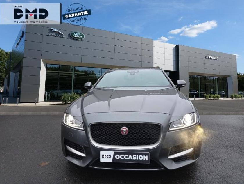 Jaguar Xf Sportbrake 2.0d 180ch R-sport Awd Bva - Visuel #4