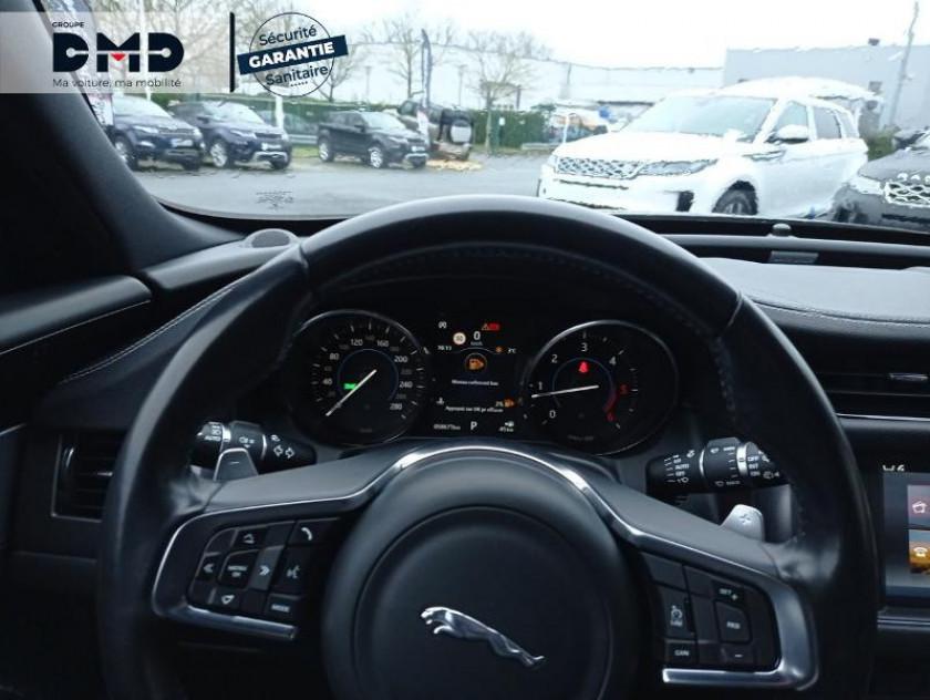 Jaguar Xf Sportbrake 2.0d 180ch R-sport Awd Bva - Visuel #7