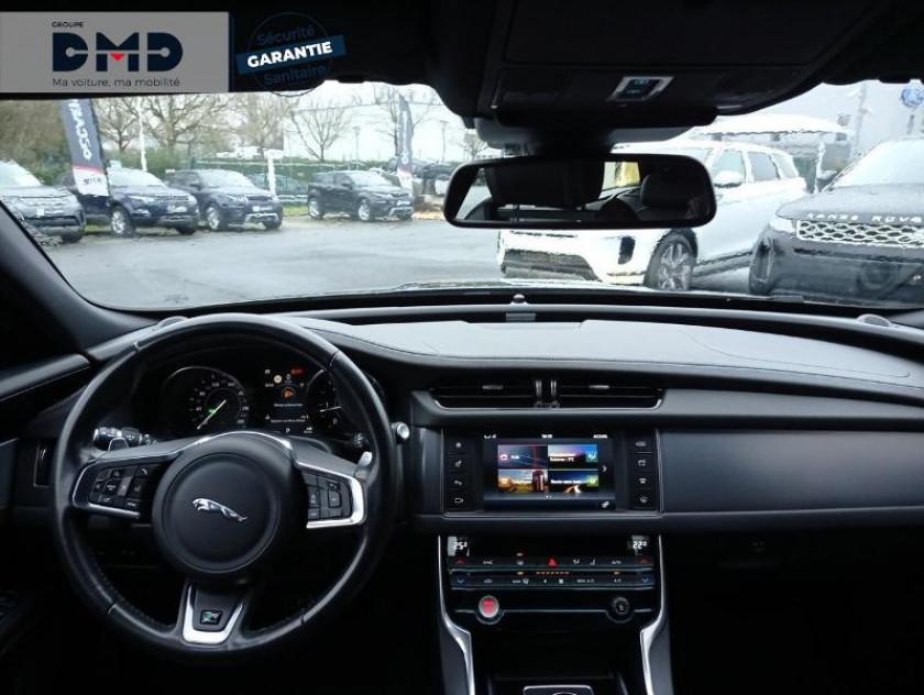 Jaguar Xf Sportbrake 2.0d 180ch R-sport Awd Bva - Visuel #5