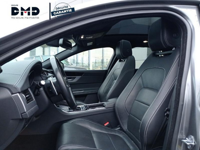 Jaguar Xf Sportbrake 2.0d 180ch R-sport Awd Bva - Visuel #9