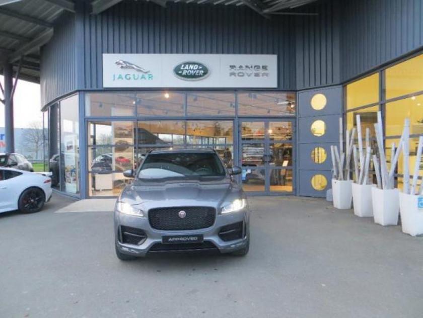 Jaguar F-pace 2.0d 180ch R-sport Awd Bva8 - Visuel #7