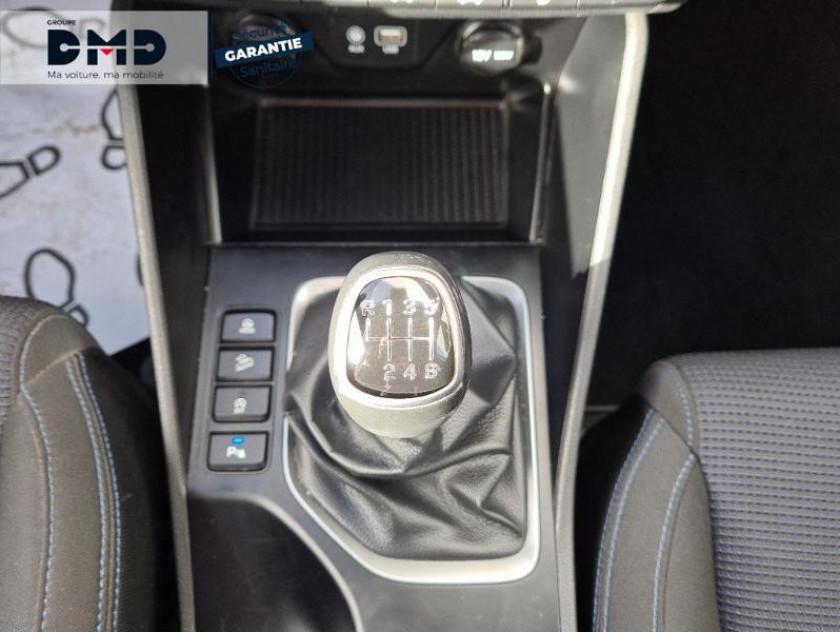 Hyundai Tucson 1.7 Crdi 115ch Creative 2wd - Visuel #8