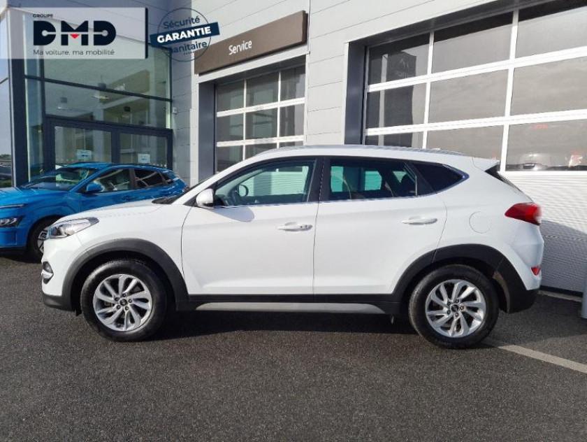 Hyundai Tucson 1.7 Crdi 115ch Creative 2wd - Visuel #2