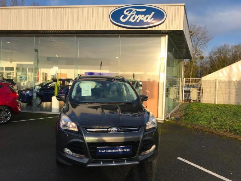 Ford Kuga 2.0 Tdci 140ch Fap Sport Platinium - Visuel #4