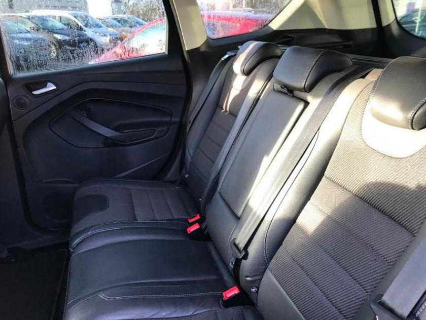 Ford Kuga 2.0 Tdci 140ch Fap Sport Platinium - Visuel #10