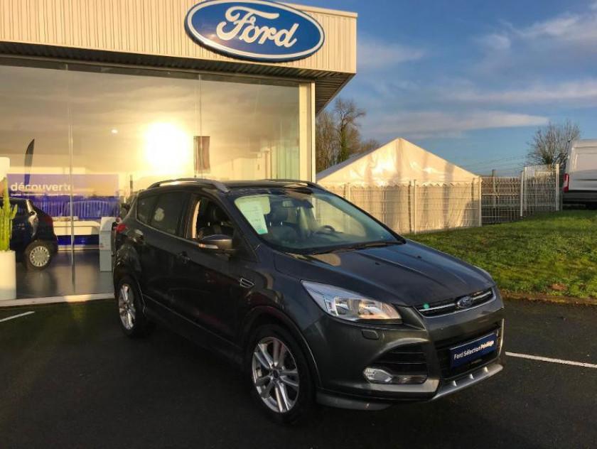 Ford Kuga 2.0 Tdci 140ch Fap Sport Platinium - Visuel #5