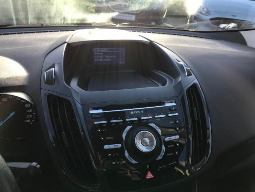 Ford Kuga 2.0 Tdci 140ch Fap Sport Platinium - Visuel #14