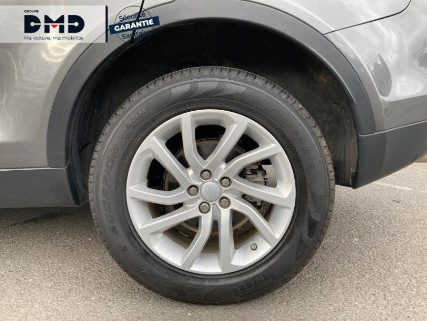 Land Rover Discovery Sport 2.0 Td4 180ch Awd Se Bva Mark Ii - Visuel #13