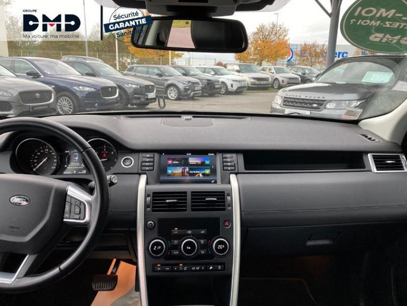 Land Rover Discovery Sport 2.0 Td4 180ch Awd Se Bva Mark Ii - Visuel #5