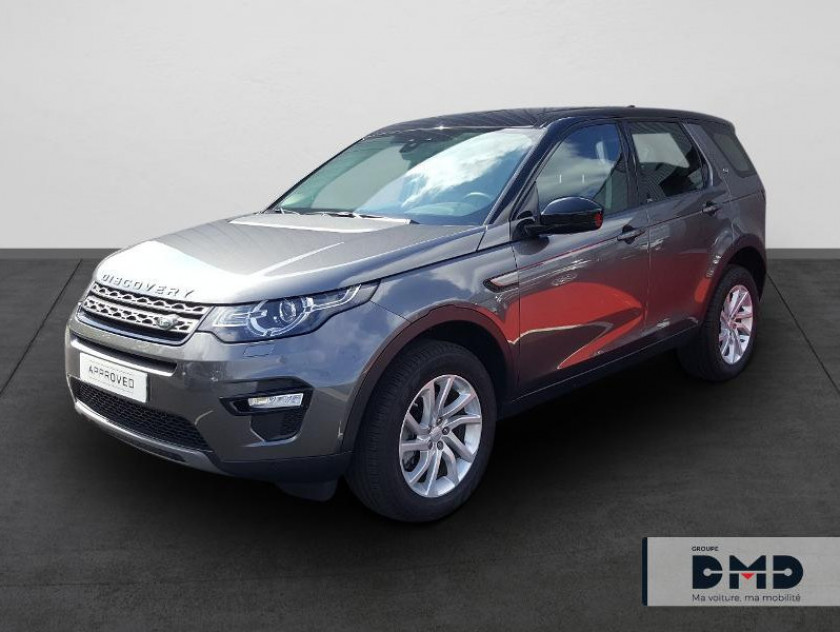 Land Rover Discovery Sport 2.0 Td4 180ch Awd Se Bva Mark Ii - Visuel #1