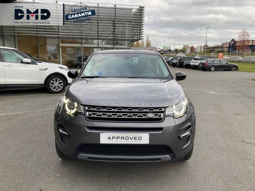 Land Rover Discovery Sport 2.0 Td4 180ch Awd Se Bva Mark Ii - Visuel #4