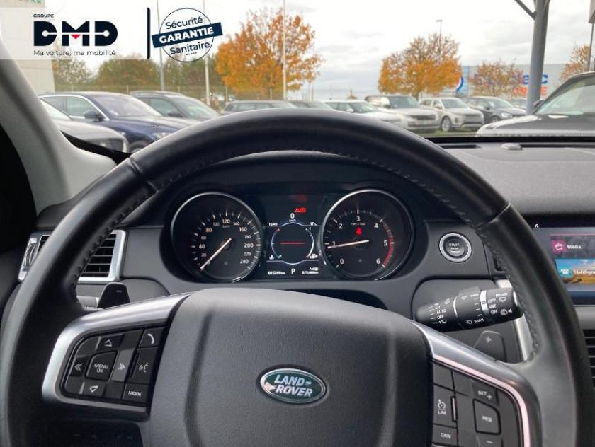 Land Rover Discovery Sport 2.0 Td4 180ch Awd Se Bva Mark Ii - Visuel #7