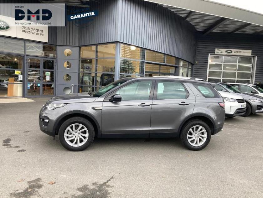 Land Rover Discovery Sport 2.0 Td4 180ch Awd Se Bva Mark Ii - Visuel #2