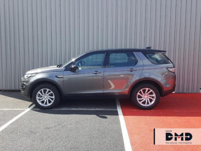 Land-rover Discovery Sport 2.0 Td4 180ch Awd Se Bva Mark Ii - Visuel #2