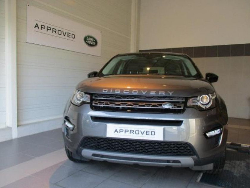 Land-rover Discovery Sport 2.0 Td4 180ch Awd Se Bva Mark Ii - Visuel #7