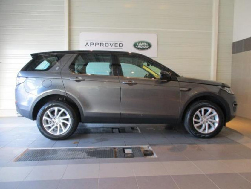 Land-rover Discovery Sport 2.0 Td4 180ch Awd Se Bva Mark Ii - Visuel #6