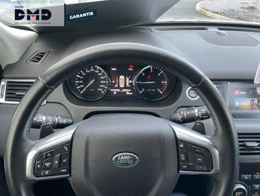 Land Rover Discovery Sport 2.0 Td4 180ch Awd Hse Bva Mark Ii - Visuel #7