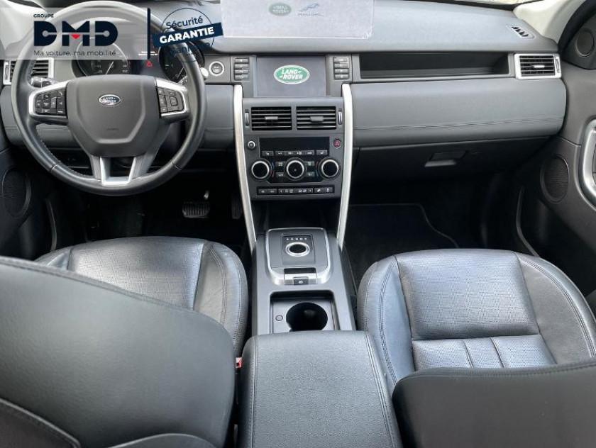 Land Rover Discovery Sport 2.0 Td4 180ch Awd Hse Bva Mark Ii - Visuel #5
