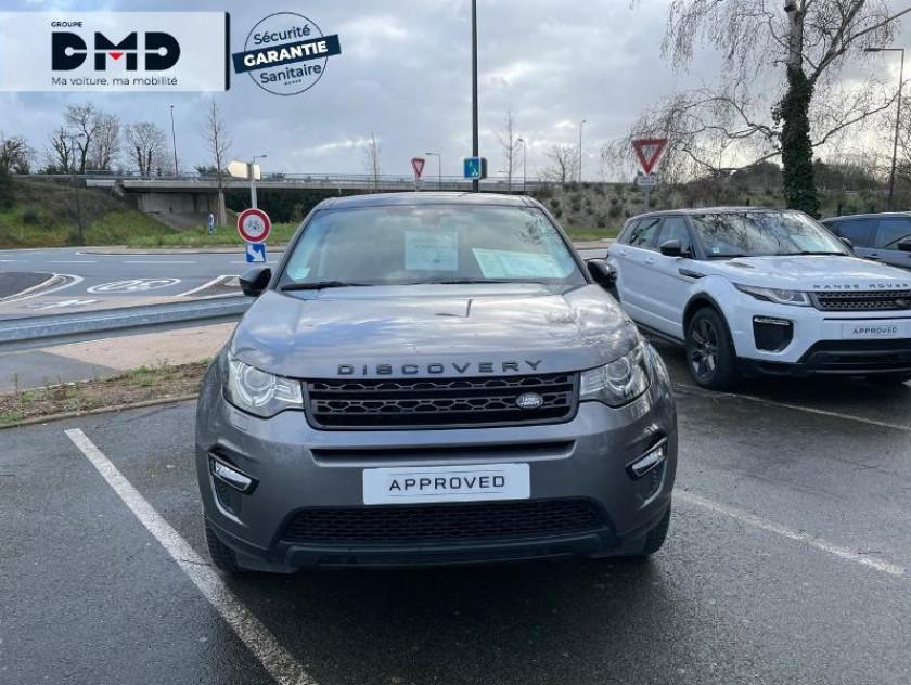 Land Rover Discovery Sport 2.0 Td4 180ch Awd Hse Bva Mark Ii - Visuel #4